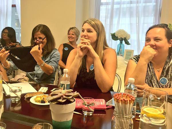 Vanity Fair #WomenWhoDo Ambassadors in New York