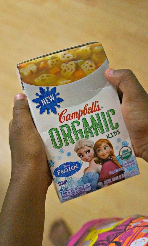 Campbell's Organic Kids FROZEN Soup