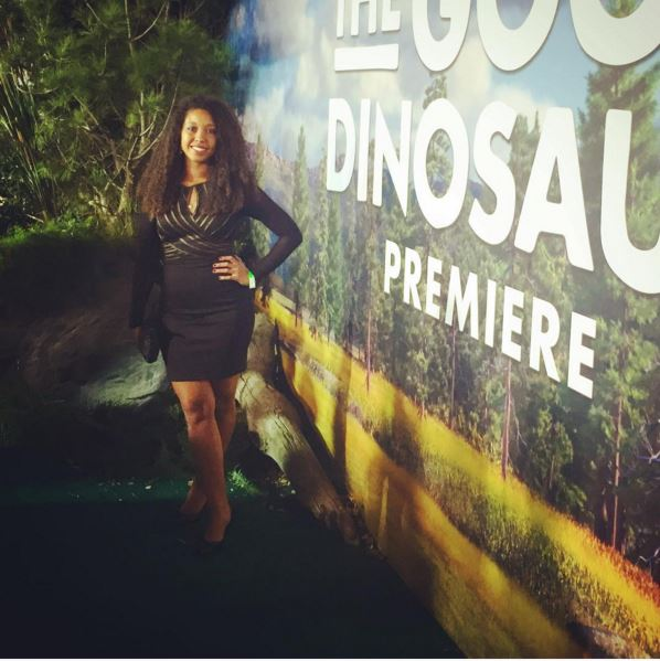 Deanna Underwood at Disney Pixar's The Good Dinosaur Movie World Premiere, El Capitan Theatre, Los Angeles, CA, 11-17-15