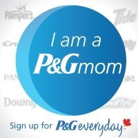 P&Gmom Blogger Badge - OFFICIAL