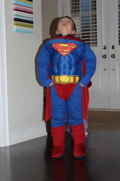 Halloween Superman