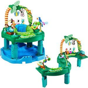 Evenflo Exersaucer Triple Fun Animal Planet