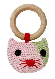 Heidi cat rattle