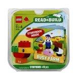 LEGO Duplo Read & Build Busy Farm