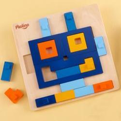 P'kolino Multi-Solution Robot Puzzle