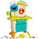 Playskool's Sesame Street Come 'N Play Cookie Monster Kitchen Cafe