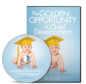 The Golden Opportunity of Child Development DVD