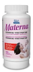 Nestle Materna postnatal multivitamin
