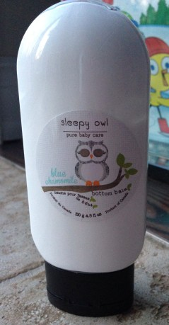 Sleepy Owl Bottom Balm