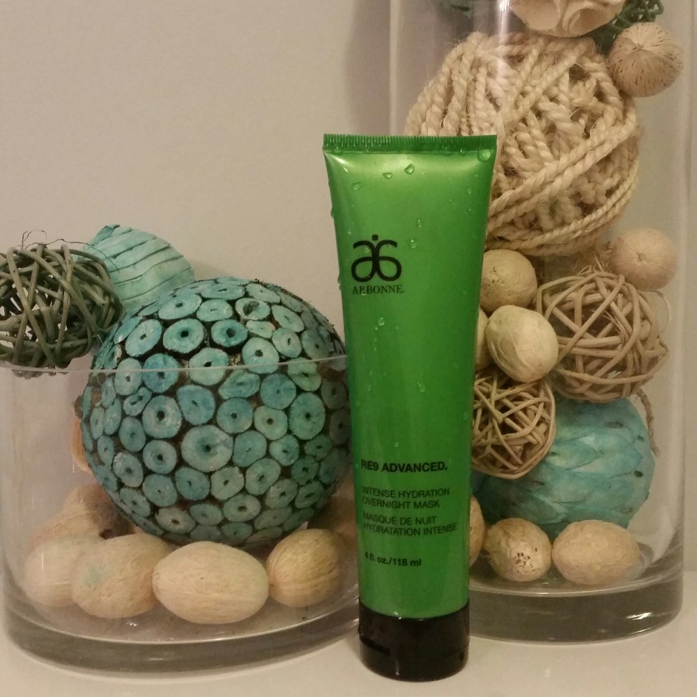 Arbonne Intense Hydration Overnight Mask