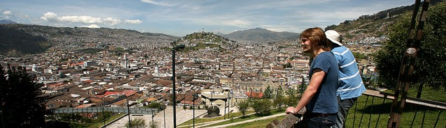 Quito Ecaudor