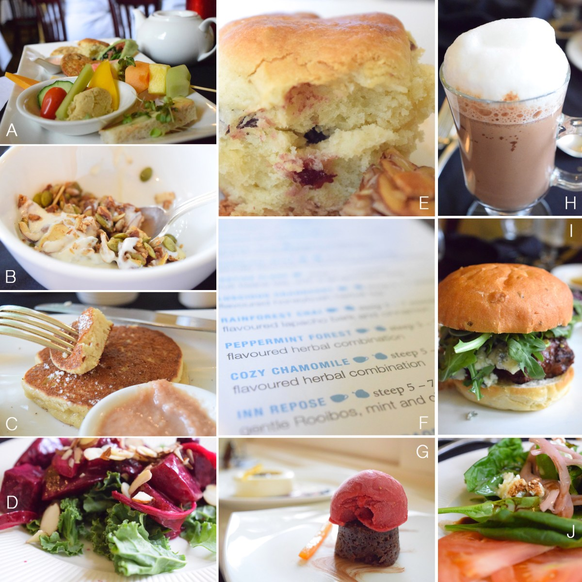 Ste Anne's food and drink
