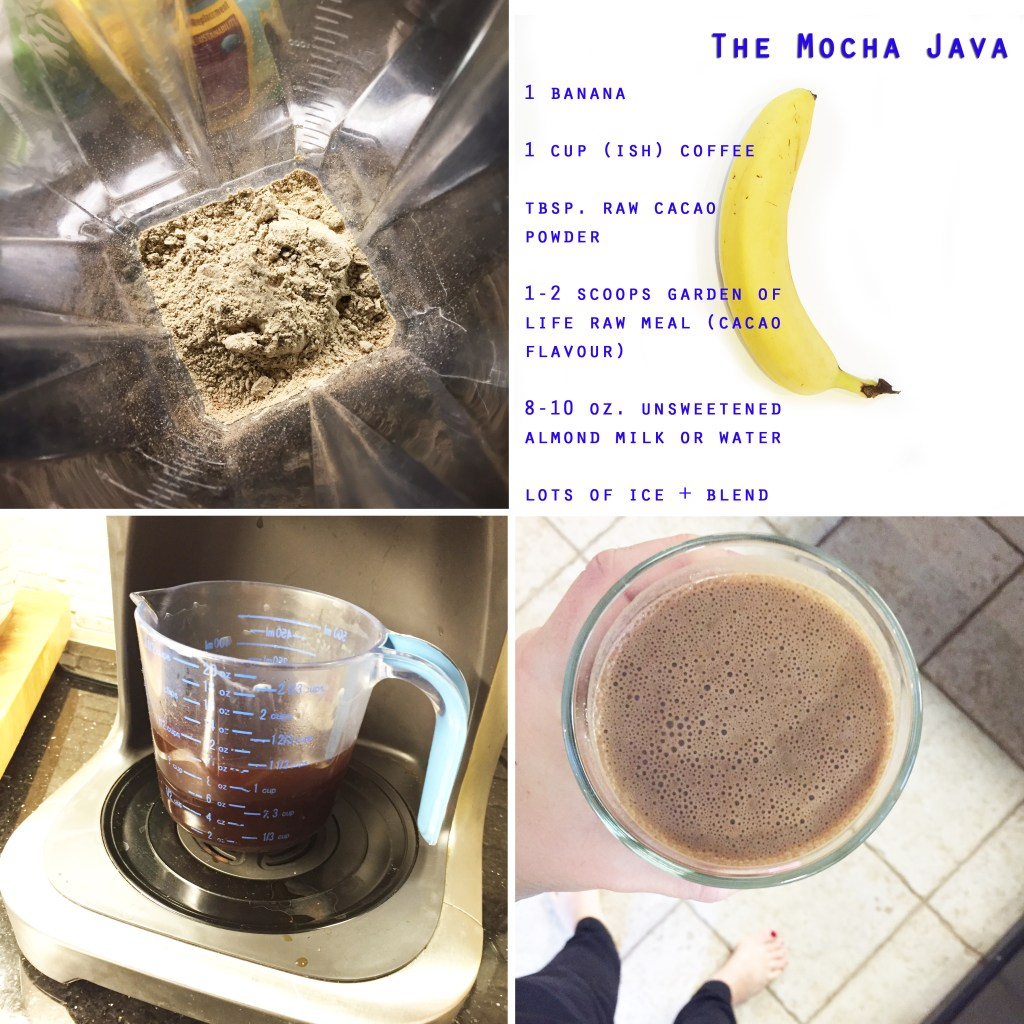 Garden of Life - The Mocha Java
