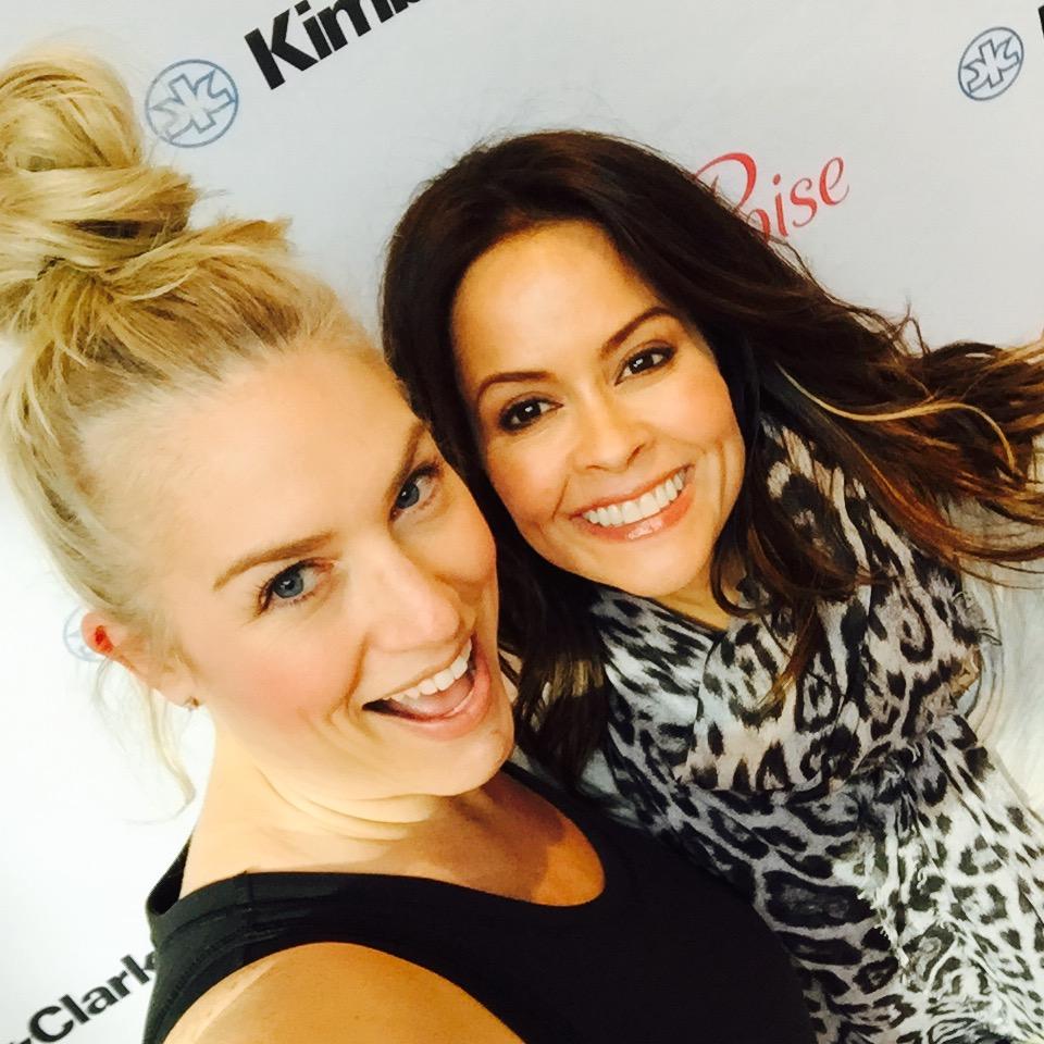 Yoga with Brooke Burke