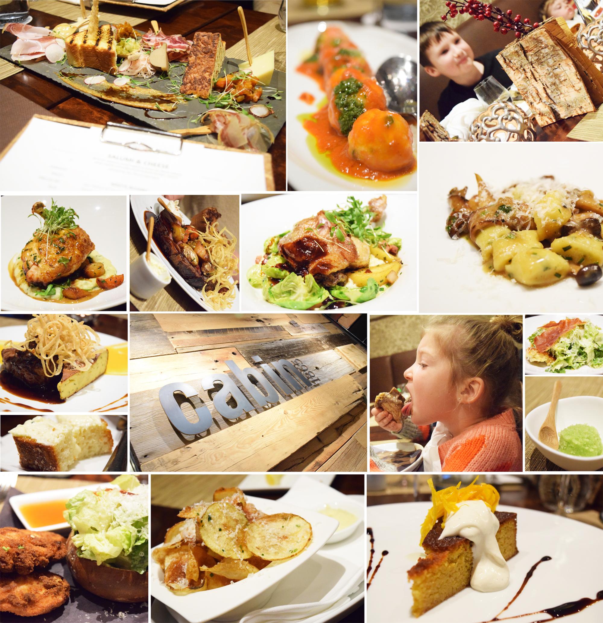 Cabin restaurant - Hockley Valley Resort