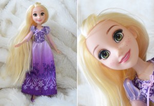 Hasbro Rapunzel fashion doll