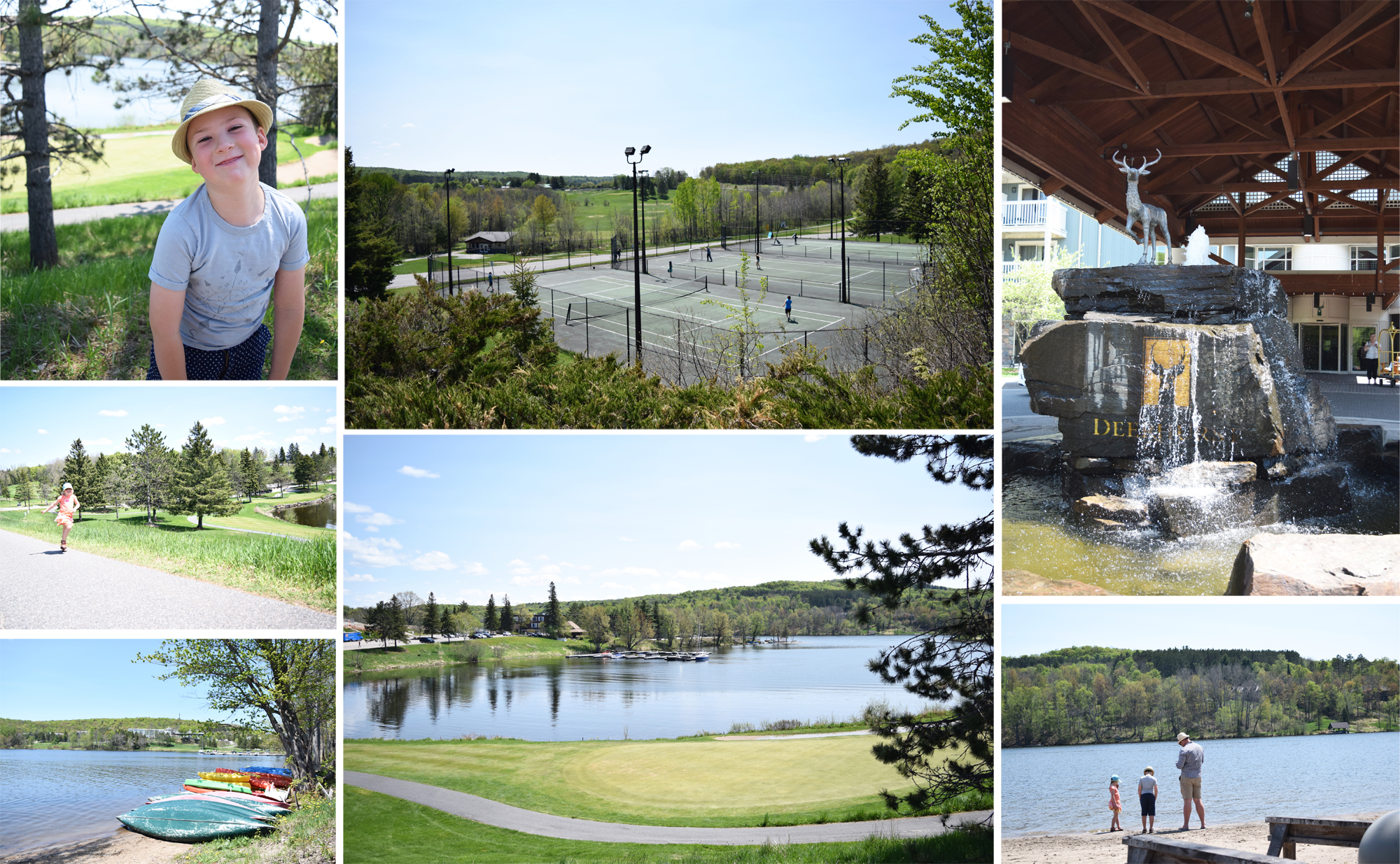 Deerhurst Resort - grounds