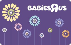gift card for babies