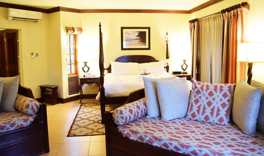 Family suite at Beaches Negril