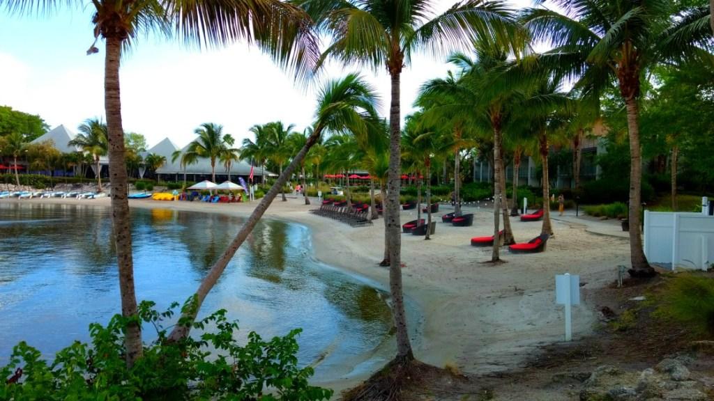 Club Med Sandpiper Bay beach