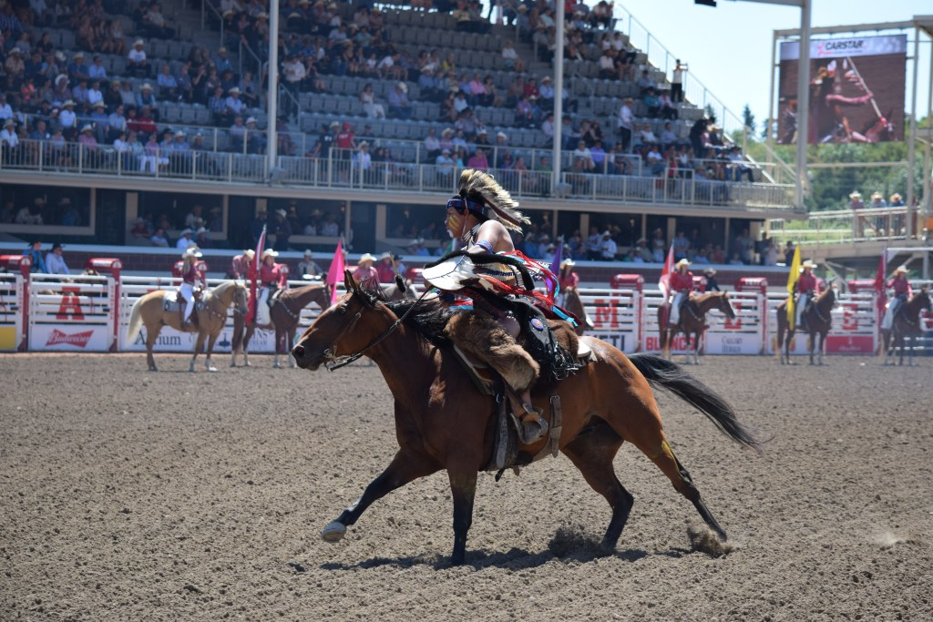 First Nations at Calgary Stampede