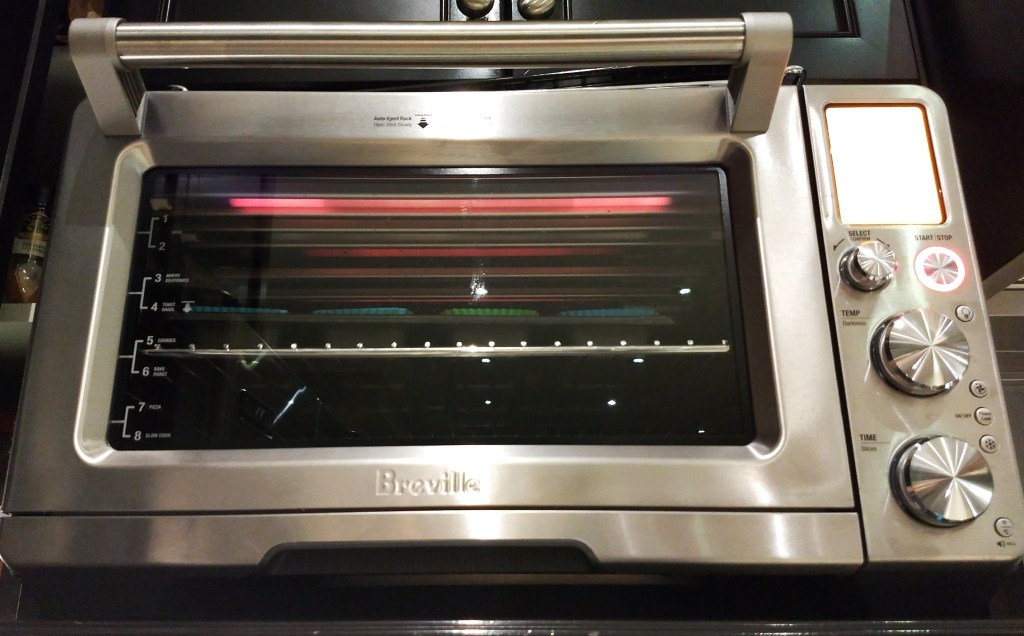 Breville Smart Oven Air reviews.