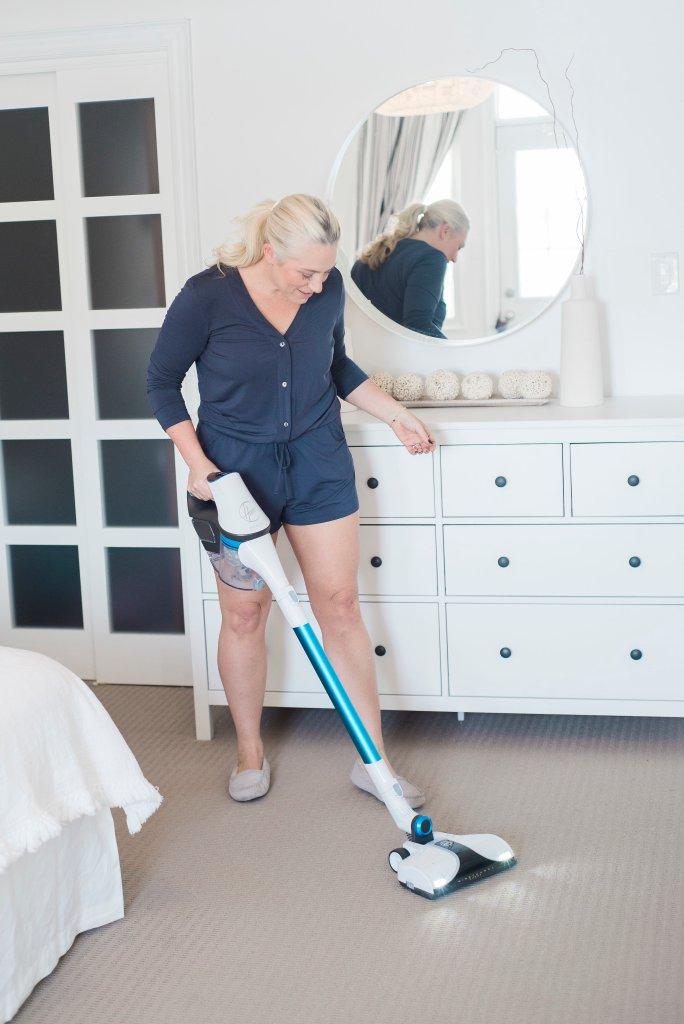 Hoover REACT Cordless vacuum
