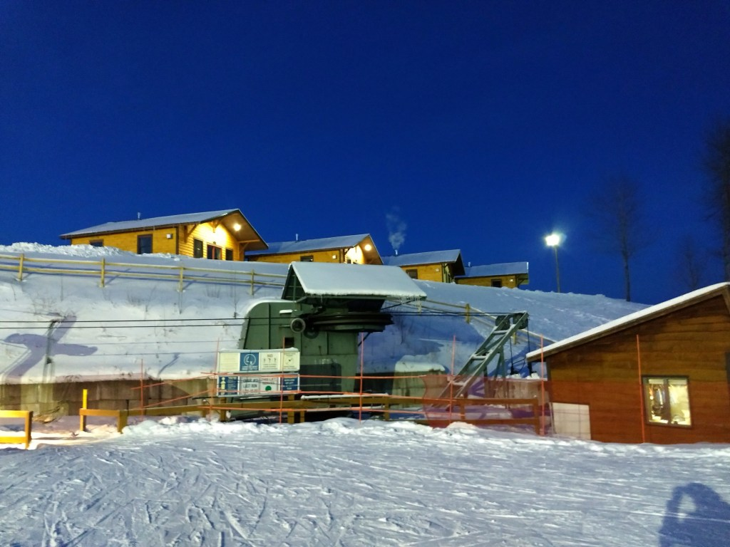 Titus Mountain ski-out accommodations