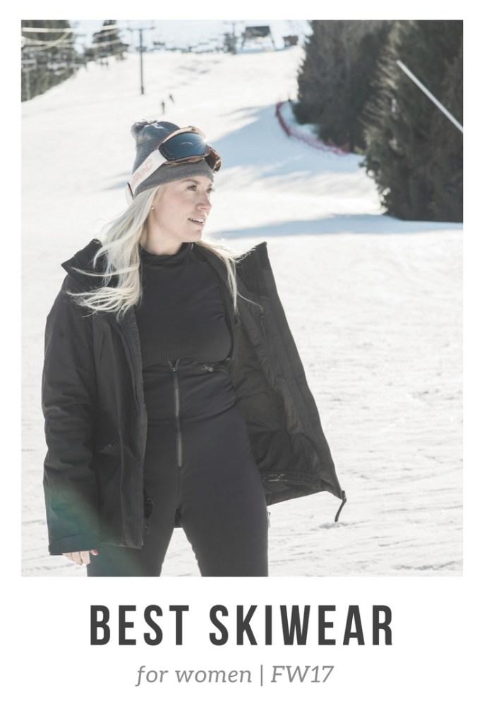 best skiwear for women