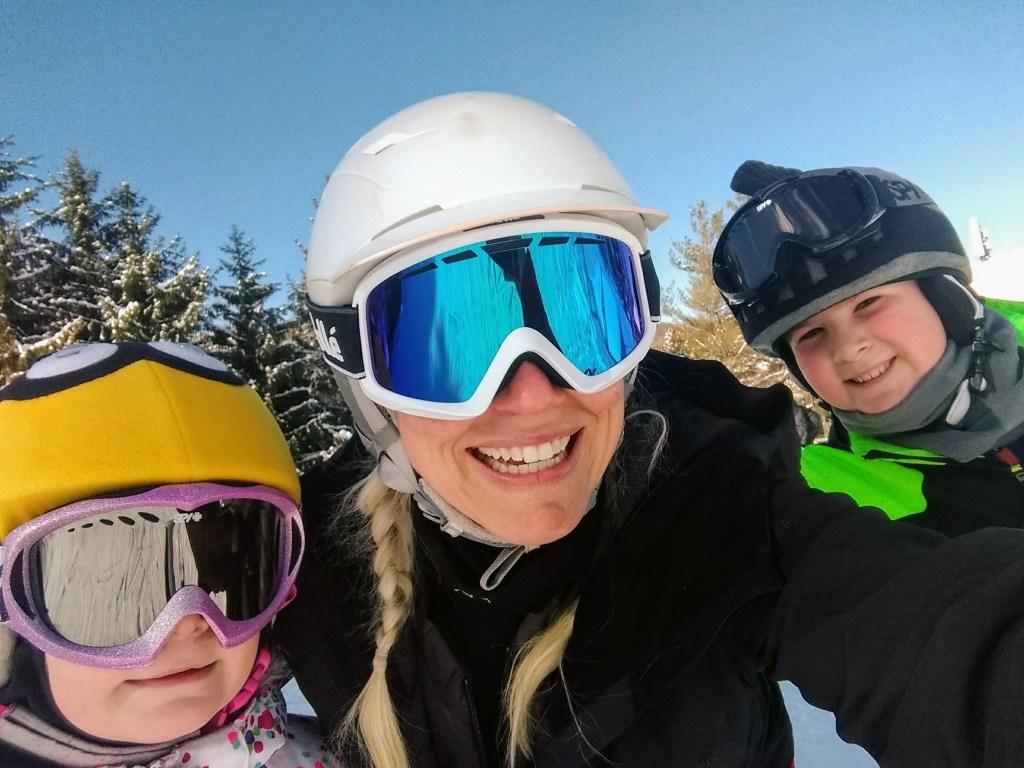 Smugglers Notch spring skiing