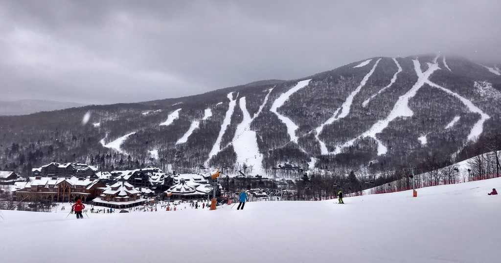 Stowe resort Vermont