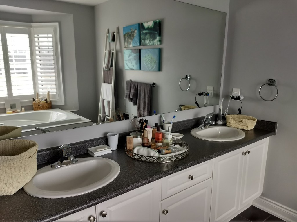 Quartz vs granite for bathroom vanity