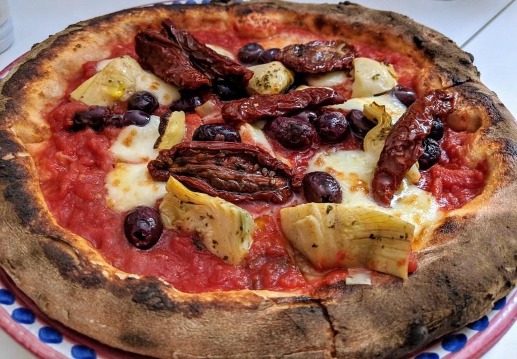 Pieza Pizzeria downtown Niagara-on-the-Lake