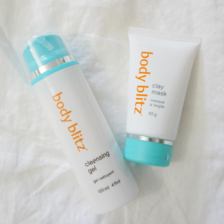 blitz skin care