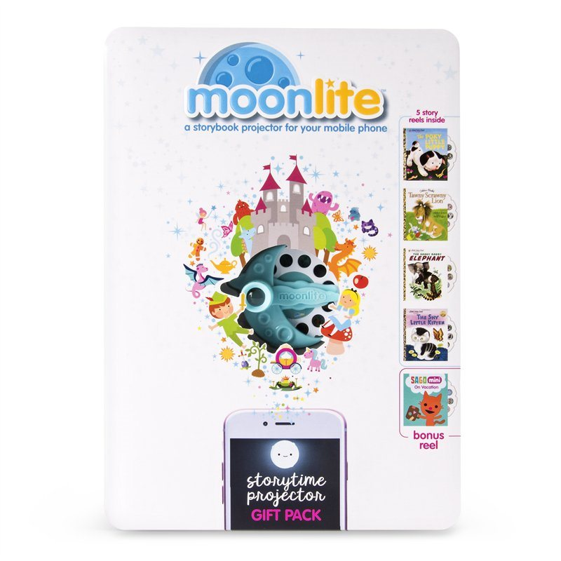 moonlite projector for mobile