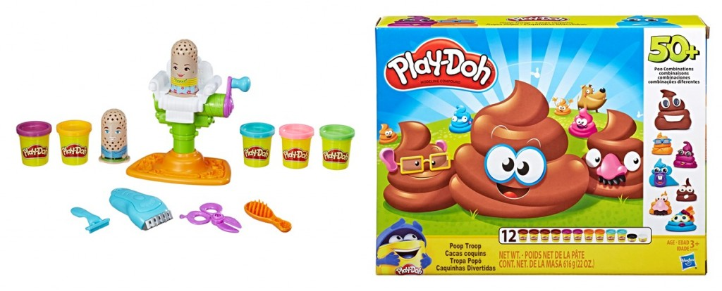 playdoh poop troop