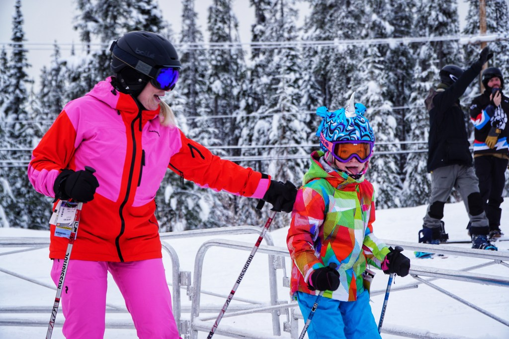 Air Canada Vacations Big White Ski Resort package