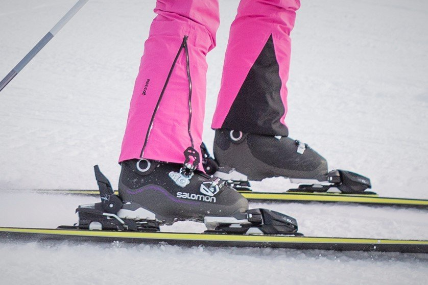 best custom fit ski boots
