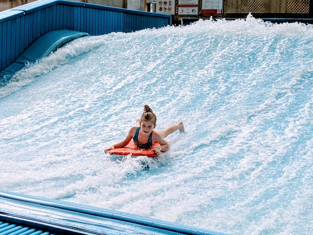 flowrider at jay peak