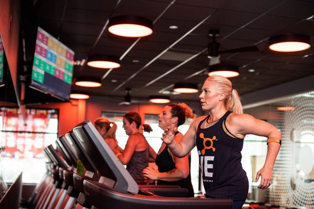 Orangetheory Fitness etiquette