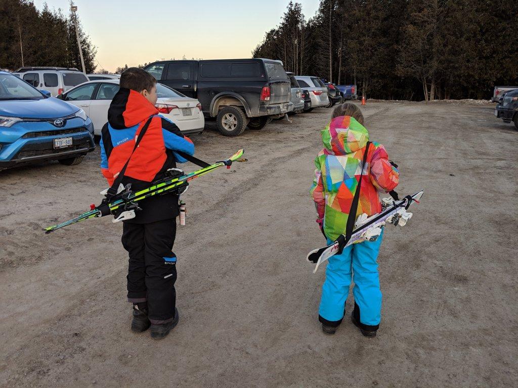 the ski strap review