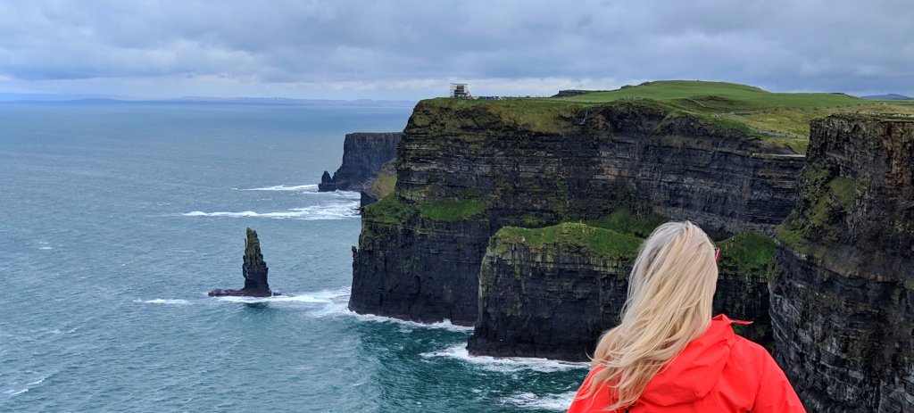 Doolin Cliff Walk to Cliffs of Moher
