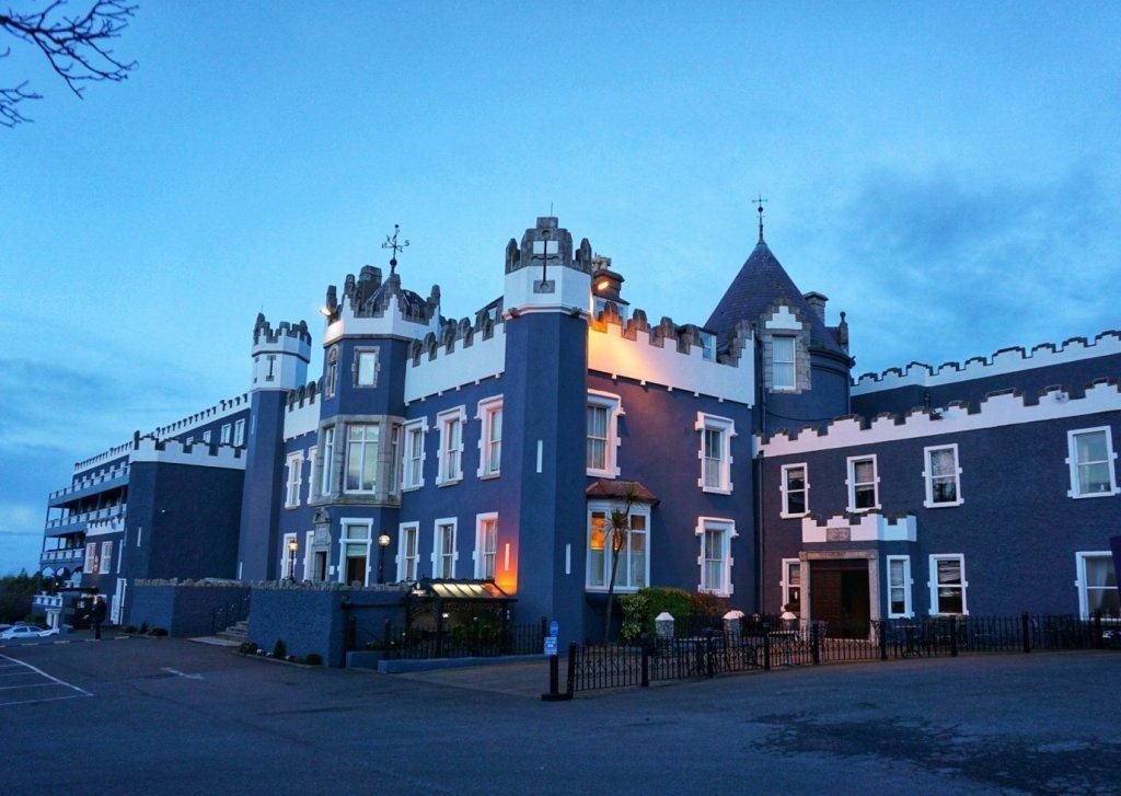 reviews of fitzpatrick castle hotel ireland