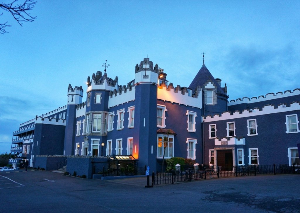 reviews of fitzpatrick castle hotel ireland