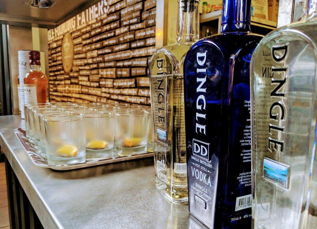 dingle distillery tour reviews