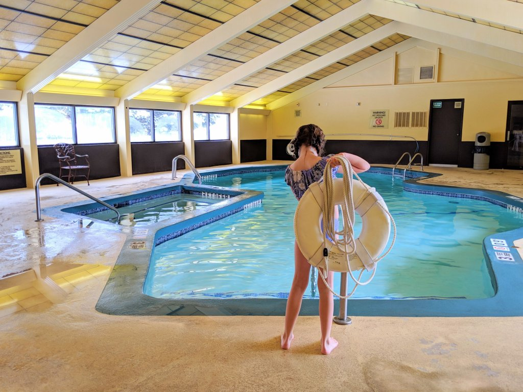 indoor pools in lake placid