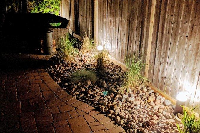best backyard lighting products