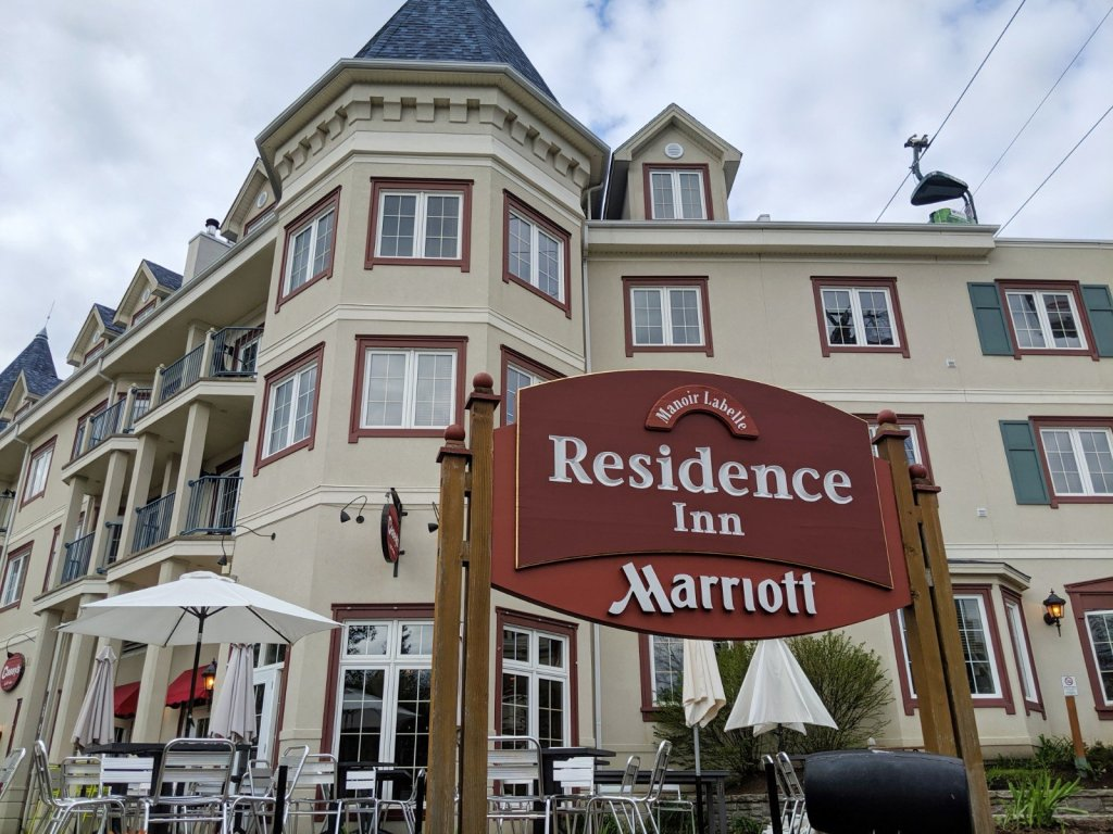 marriott tremblant