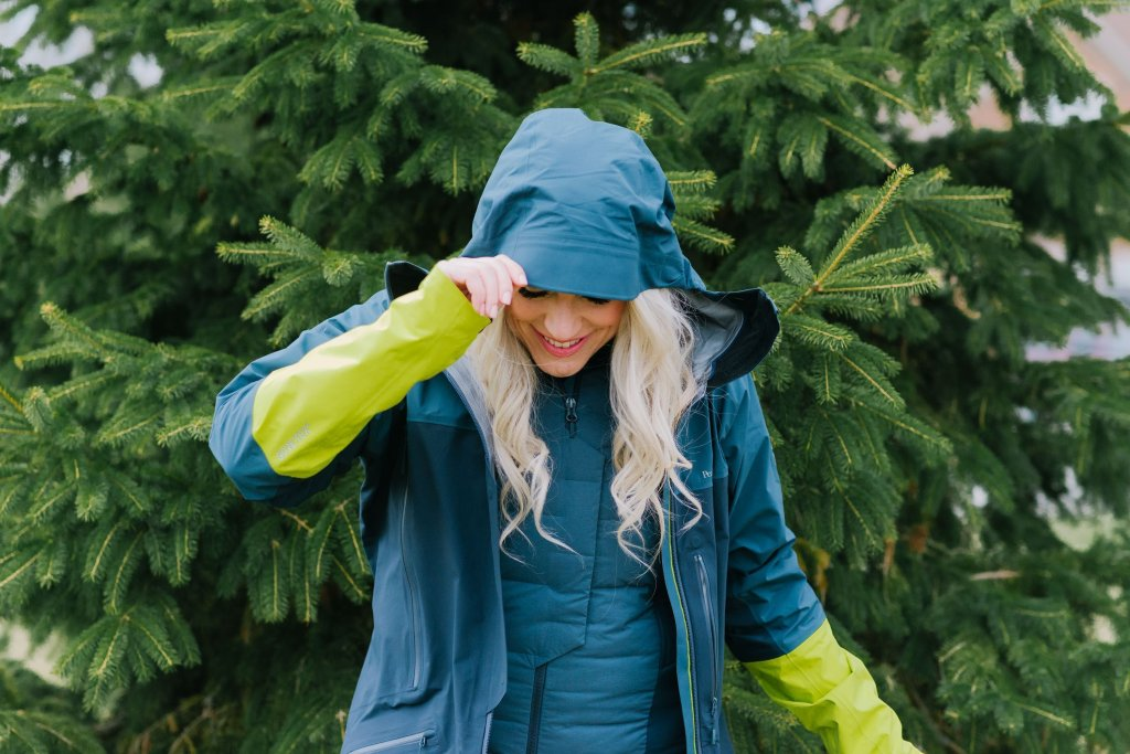 best goretex shell for summer
