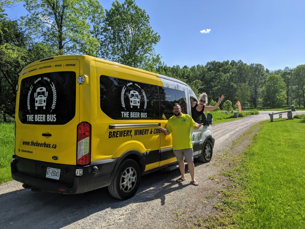 the beer bus private tours